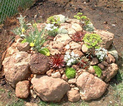 53 Erstaunliche Bilder Gartengestaltung Mit Steinen