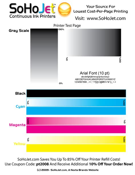 epson color print test page coloring pages ideas reviews
