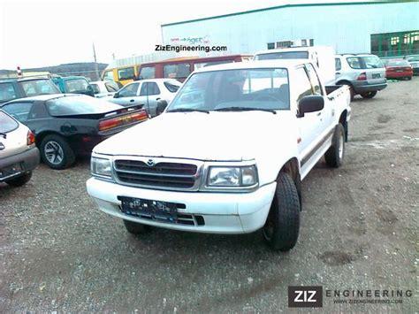 mazda maker mazda b2500 up 4wd id 233 e d image de voiture