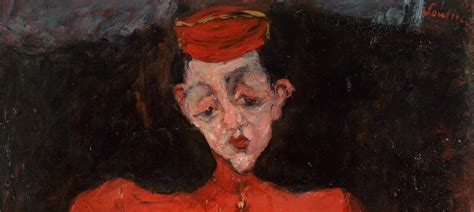 art zip soutine s portraits cooks waiters and bellboys events online art education for collectors professionals one art nation