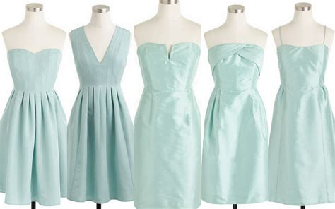 Mint Green Bridesmaid Dress by Mint Green Bridesmaid Dresses Inspiration Preview