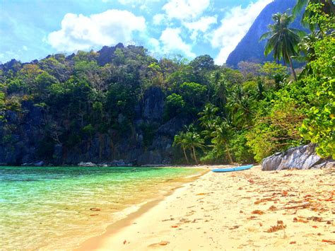on the beach your ultimate guide to el nido palawan philippines