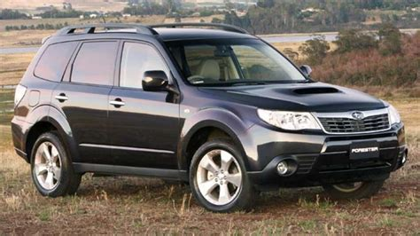 2008 subaru forrester used subaru forester review 2008 2009 carsguide