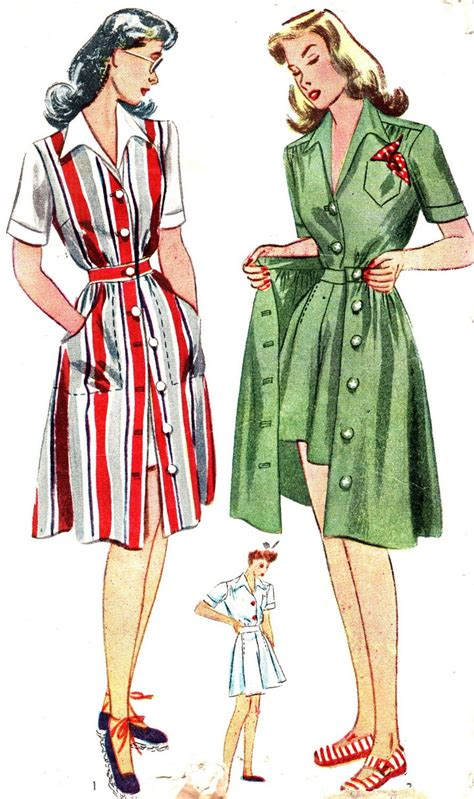 pattern matching dressmaking vintage sewing pattern 1940s simplicity 4643 skirt