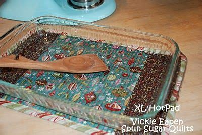 tutorial for xl spun sugar quilts xl hotpad tutorial a quick and easy