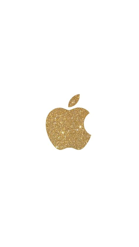 wallpaper for iphone 6 plus gold gold glitter apple logo iphone 6 wallpaper click for