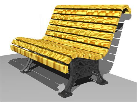 curved back bench press curved bench autocad 3d cad model grabcad