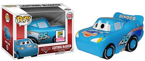 Funko Pop Disney Cars 3 Lightning Mcqueen funko pop disney cars checklist exclusives list variants