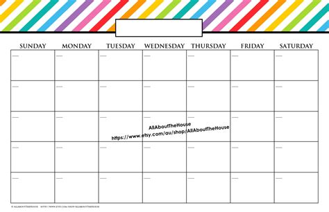 printable calendar nov 17 printable 11x17 calendar online calendar templates