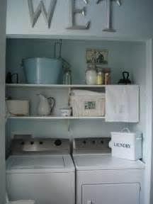 small laundry room design white