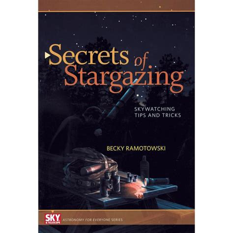 libro secrets sky publishing libro secrets of stargazing