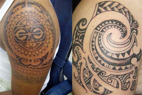 peace tribal tattoos hawaiian tribal tattoos designs ideas meaning