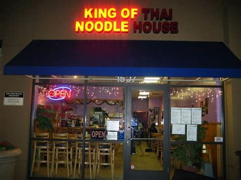 king noodle house king of thai noodle house merced manor san francisco