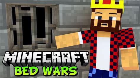 bed wars нечестная карта minecraft bed wars mini game viyoutube