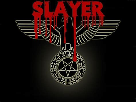 slayer band wallpapers wallpaper cave