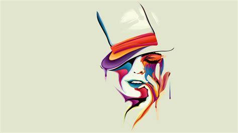 design definition art face vector art hd artist 4k wallpapers images