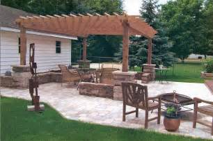 my dream backyard on pinterest pergolas patio and fire pits