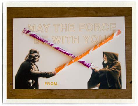 printable star wars valentines with glow stick harris sisters girltalk diy valentines the good the bad