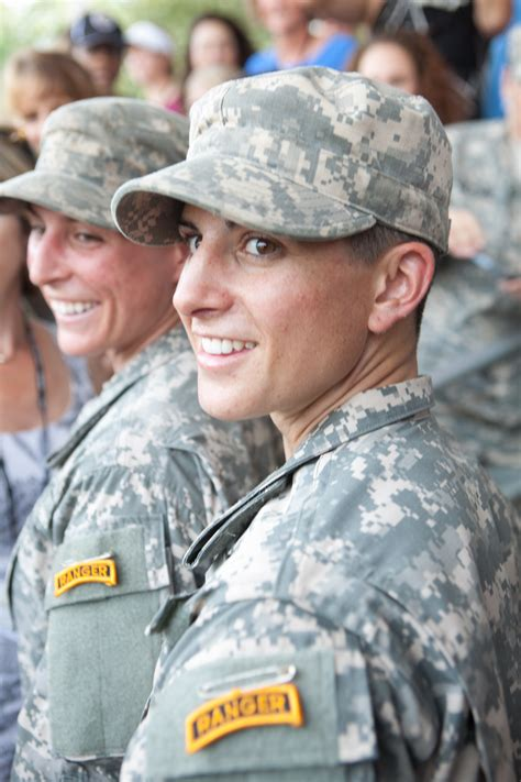 female us army rangers meet armys first female infantry officer