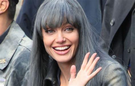 tintes de cabello color gris color de pelo gris tendencia 2013 pelotendencias