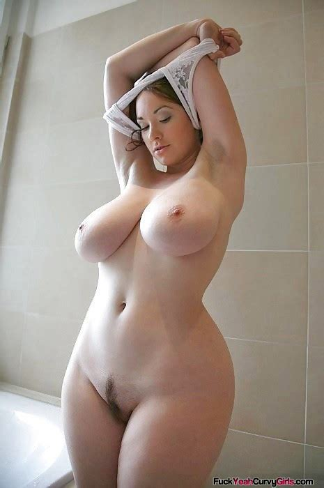 wide hips and big tits