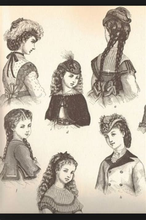 Hair Fashions From Chosen Era | 12 best gilded era images on pinterest vintage fashion