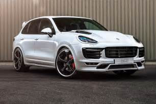 Porsche Cayenne Turbo Techart Porsche Cayenne Turbo The 700bhp Suv By Car Magazine
