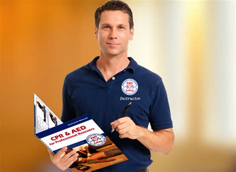 cpr aed and aid certification programs ems safety services