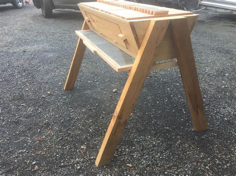 top bar beehives for sale top bar bee hives for sale sooke victoria