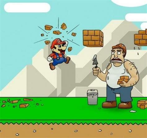 Mario Memes - funny mario memes