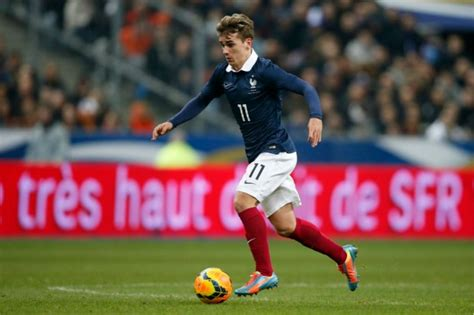 La Liga Table 2014 Antoine Griezmann His Coming Of Age And Ability To Be A