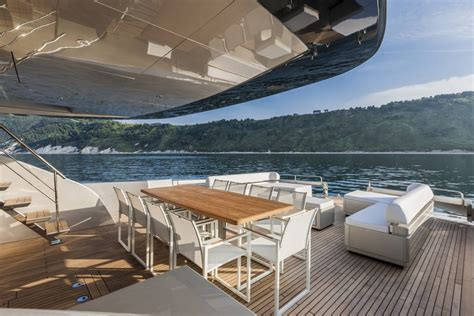 riva biggest yacht the 122 mythos is the biggest yacht that riva has ever