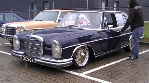 bagged mercedes wagon image gallery slammed mercedes 280