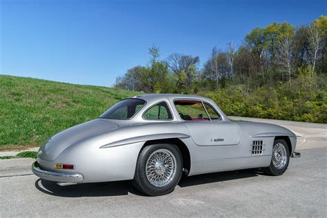 Mercedes 300sl Replica by 1955 Mercedes Gullwing 300sl Replica Fast