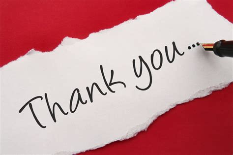 A Thank You by The Purpose Of A Thank You Letter Mcacesblogs