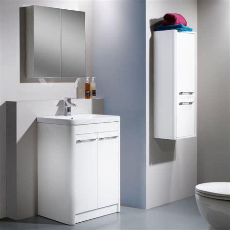 r2 bathroom furniture contour 600 freestanding unit white r2 bathrooms