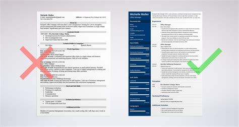 sample office manager resume uxhandy com