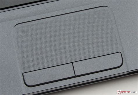 Touchpad Notebook review hp pavilion g6 2200sg notebook notebookcheck net