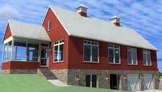 Barn Inspired House Plans by Home Barn Style House Plans Car Tuning