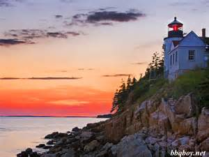 Visiting bar harbor amp acadia national park maine usa the travels