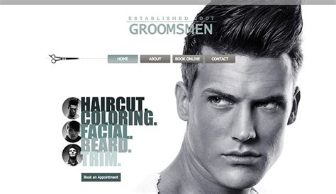 hairstyle design website hair beauty website templates fashion beauty wix