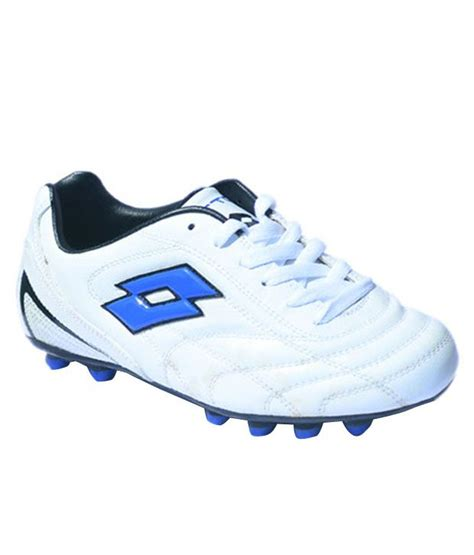 lotto football shoes price in india lotto stadio white football shoes price in india buy