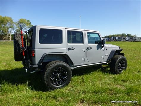 Silver Jeep Wrangler Unlimited 1c4bjwfg9gl146578 2016 Jeep Wrangler Lifted Unlimited