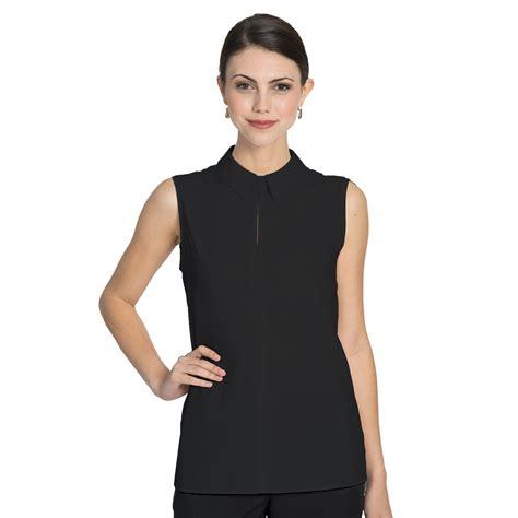 sleeveless blouse the sydney sleeveless blouse executive apparel