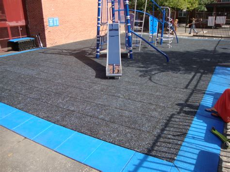 School Playground Flooring by Unity Playgrounds Rubber Mats Safety Surfacing