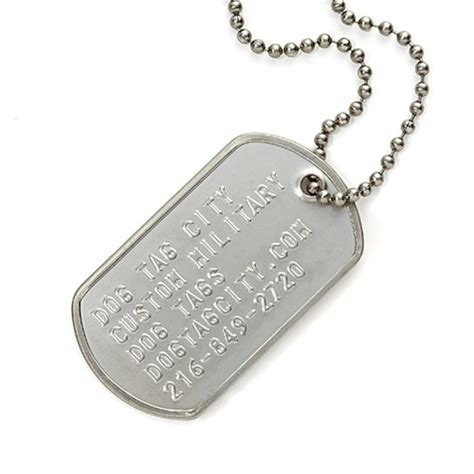 army tags army tags