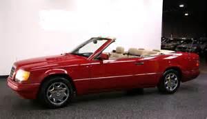 1995 Mercedes Convertible 1995 Mercedes E Class Pictures Cargurus