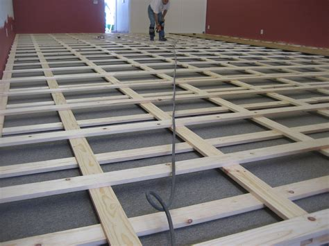 Sprung Dance Floor Construction   Carpet Vidalondon