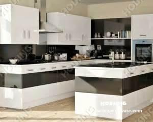 High gloss finish kitchen cabinet china laminate kitchen cabinets