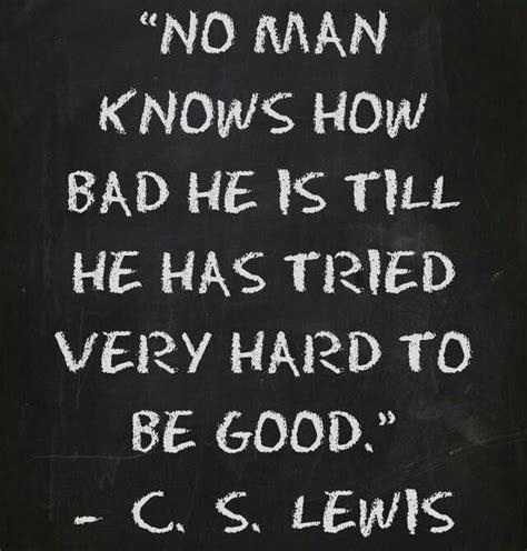 Cs Lewis Quotes C S Lewis Quotes Quotesgram